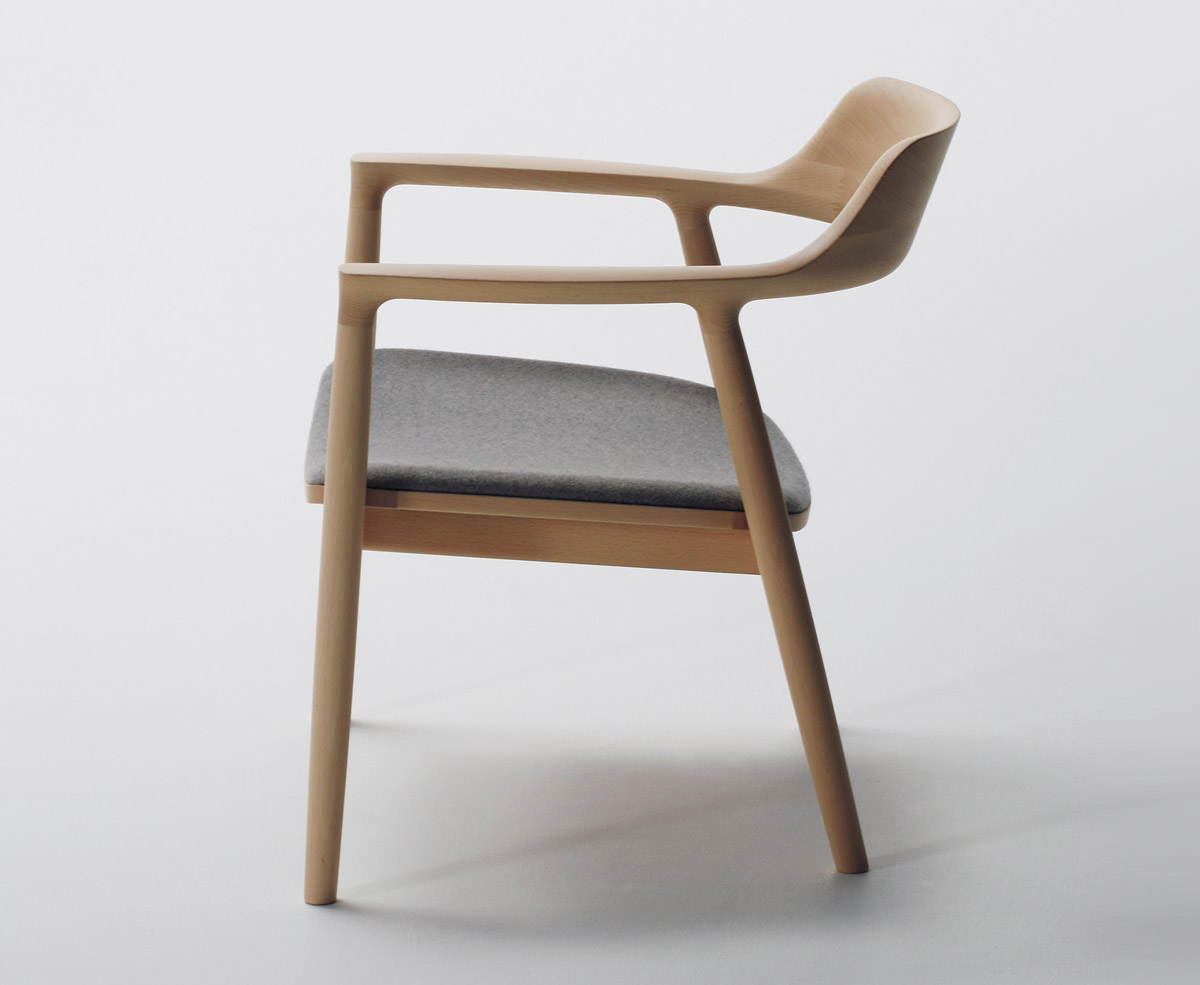 Hiroshima Lounge Chair Seehosu
