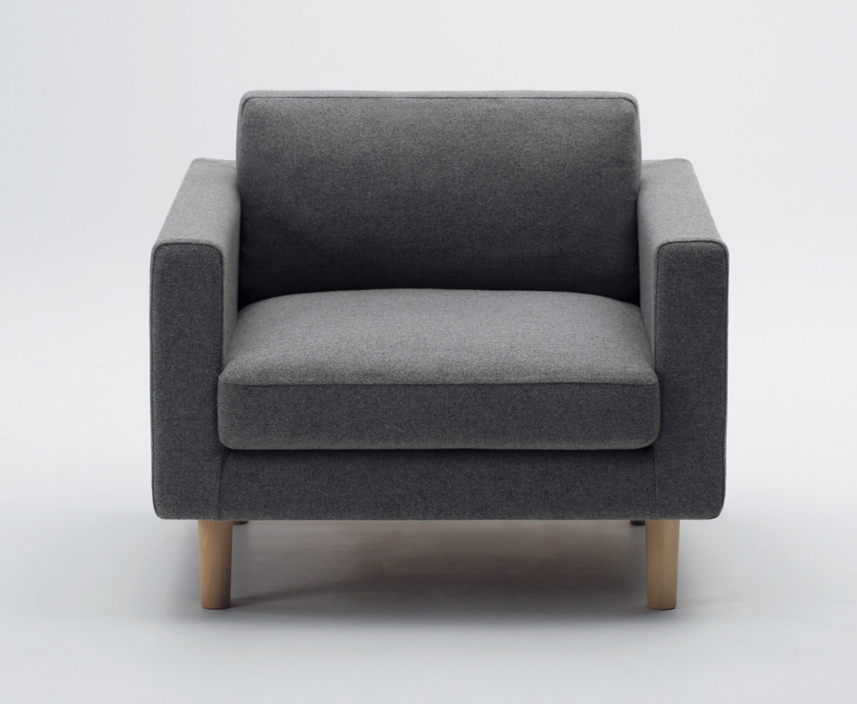 Hiroshima Single Seater Sofa Seehosu