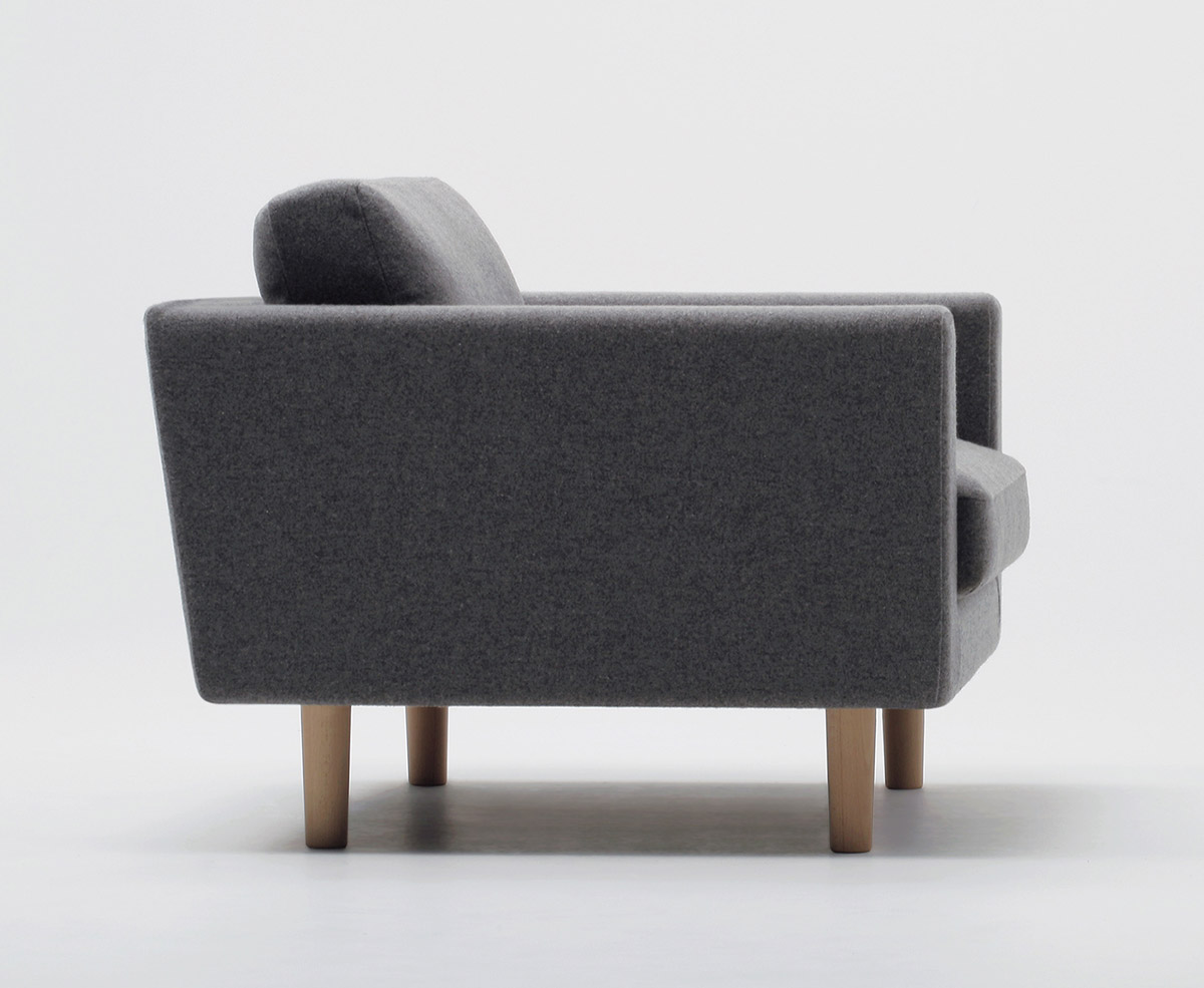 Hiroshima Single Seater Sofa
