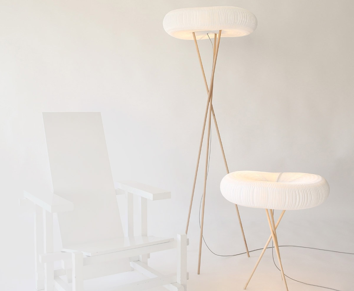 Cloud Floor And Table Light