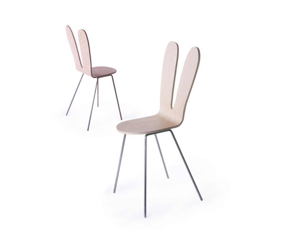 Sanaa mini armless chair seehosu for Mini designer chairs