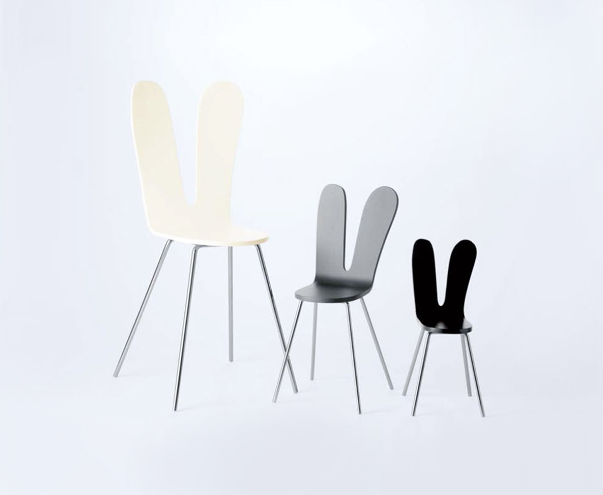 Sanaa Mini Armless Chair
