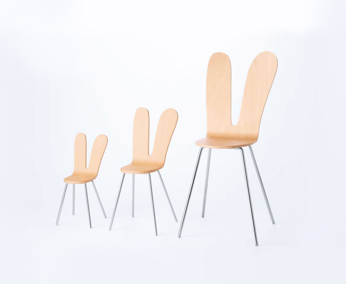 Marvelous Sanaa Mini Mini Armless Chair Nice Look